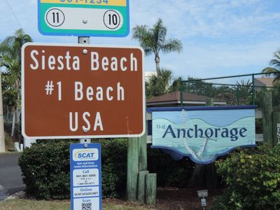 Welcome to beautiful Siesta Key!