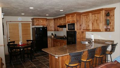 Gourmet Kitchen with Double Ovens & Gas Cooktop