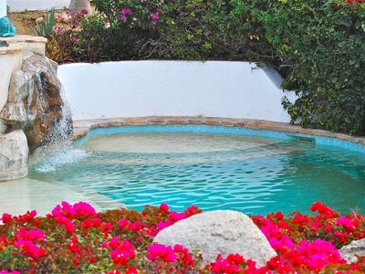 Cabo San Lucas villa rental - Your own private swimming pool
