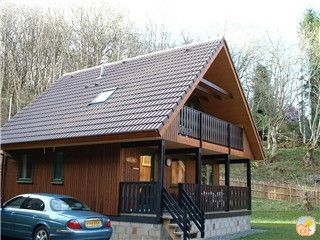 Enjoy luxury accommodation at Loch Tay