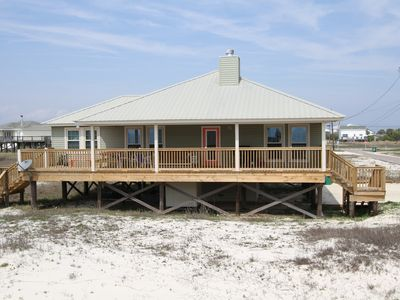 Gulf Side  - 4 Bedroom - 3 Bath - Reserve Now