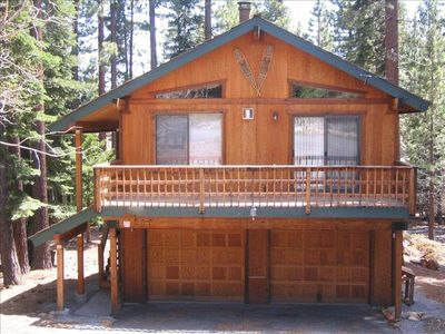 Perfect 'home base' for exploring all that Lake Tahoe has to offer!