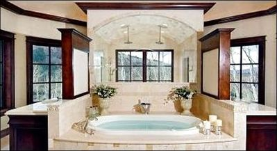 Edwards house rental - Luxury Bath Tub