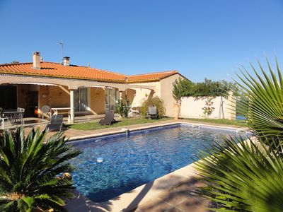 The Alberes, comfortable villa 8 pers private pool in quiet!