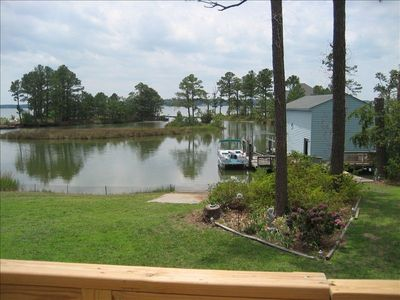 Blue Heron House: Renovated Waterfront!