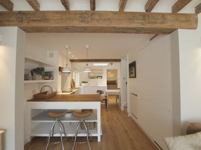 Pretty little period cottage, newly refurbished to a