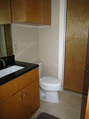 1/2 bath located in the living area - Austin house vacation rental photo