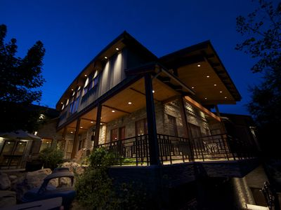 17,000 Square Feet of Luxury Space. Smithfield Canyon Home Has It All.