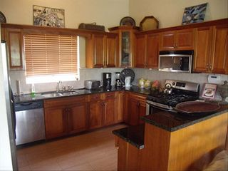 Gourmet Kitchen - Marigot Bay villa vacation rental photo