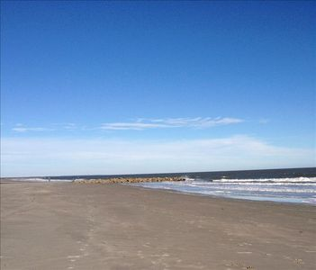 Hunting Island beach...just a short drive!!!