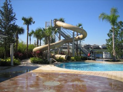Fabulous Windsor Hill Water Slide