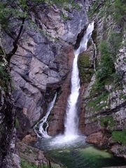 Bohinjska Bela apartment photo - Waterfall Savica, Triglav National park