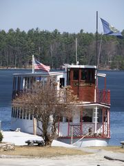 "Crescent Lake cottage photo - Ferry rides ""MV Kearsarge"" on Lake Sunapee"