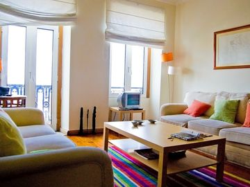 Sao Vicente de Fora apartment rental - Living room