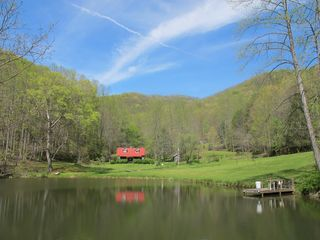 Robbinsville farmhouse photo - Jimbo's Farm 2012 Easter Sunday