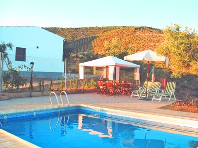 Cottage for relaxing in family near Cordoba