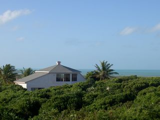 Long Island house photo - The very private Sunset Residence with the Caribbean View