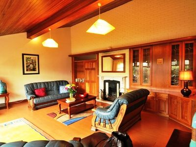 Malahide house rental - 'Airt House' - Lounge.