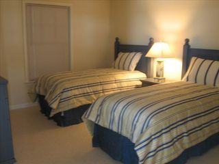 Crisfield condo photo - Bedroom #3 With Twin Beds