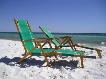 The emerald coast awaits you