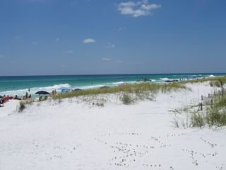 Tops'l condo photo - Fine Sugar-White Sand