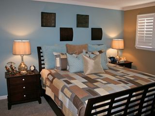 Master Bedroom with King Size Bed - Islander Destin condo vacation rental photo