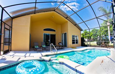 #22 Brand New Luxury Pool Home -Disney 3 Milles
