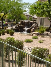Mesa condo rental - View from the patio