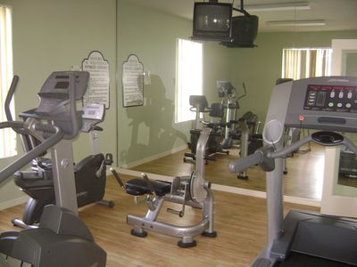 Westridge villa rental - Torture Chamber in the Club House
