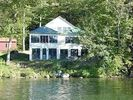 Spacious, relaxing house with spectacular views! - Fairlee house vacation rental photo
