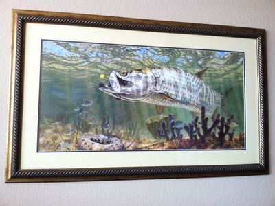 Incredible art from the Tarpon Capital of the World!!!