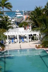Dunmore Town condo photo - Valentines pool and marina