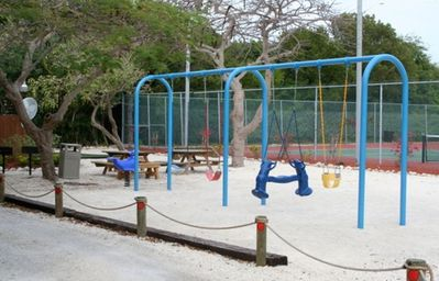 Playground- Tennis courts