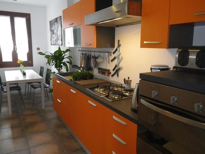 Apartment with garden very close to the centre of Padua and to beautiful Venice