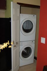 Nassau & Paradise Island apartment photo - Washer/Dryer Combo