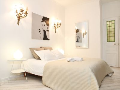 5th Arrondissement Latin Quarter apartment rental - First bedroom