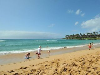 Napili condo photo - Another beautiful day at Napili Bay. Enjoy swimming, snorkeling, and more.