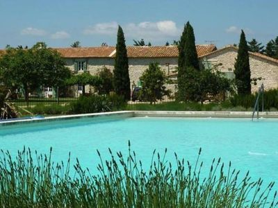 XVIIth century Mansion - Provence - 4 stars - 120 m² - large swimming pool