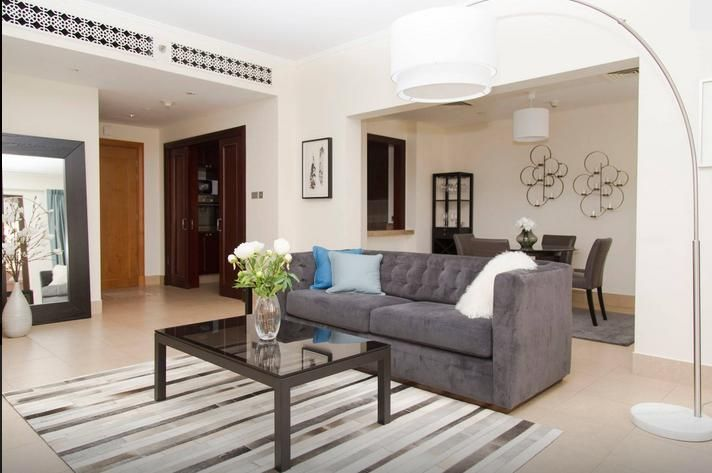 Brand new 2 br with Burj view in Downtow