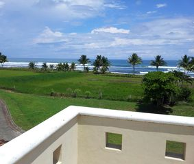 Playa Hermosa house photo - Southwest West view from roof top deck