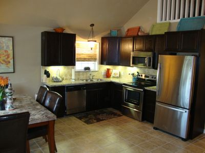 Fully remodeld with granite countertops, dishwasher, microwave and icemaker