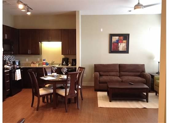 Furnished 1 & 2 Bedroom Apartments in HomeAway Downtown