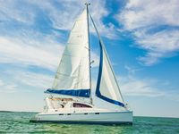 Pristine 42' Catamaran available for Luxury Charter... All Activities included!
