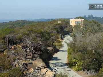 Monterey house rental - Solitude and privacy