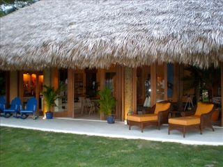 Cabrera villa photo - Tiki Hut!