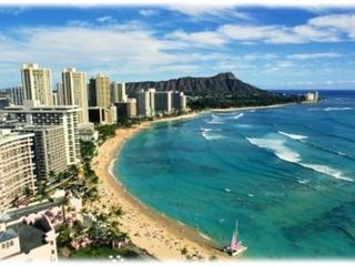 Waikiki condo photo - Spend your days surfing or sunning on famous Waikiki Beach only a block away !!