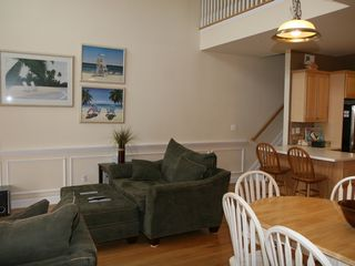 Seaside Heights condo photo - Living Room