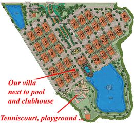 Villas at Seven Dwarfs Lane townhome photo - The Villa At Seven Dwarfs 4 Bedroom - The Villa At Seven Dwarfs 4 Bedroom