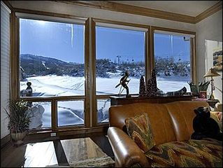 Snowmass Village house photo - View from living room