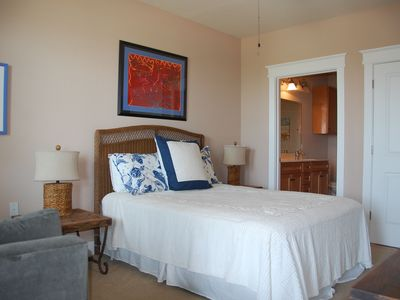 Galveston condo rental - Master Bedroom